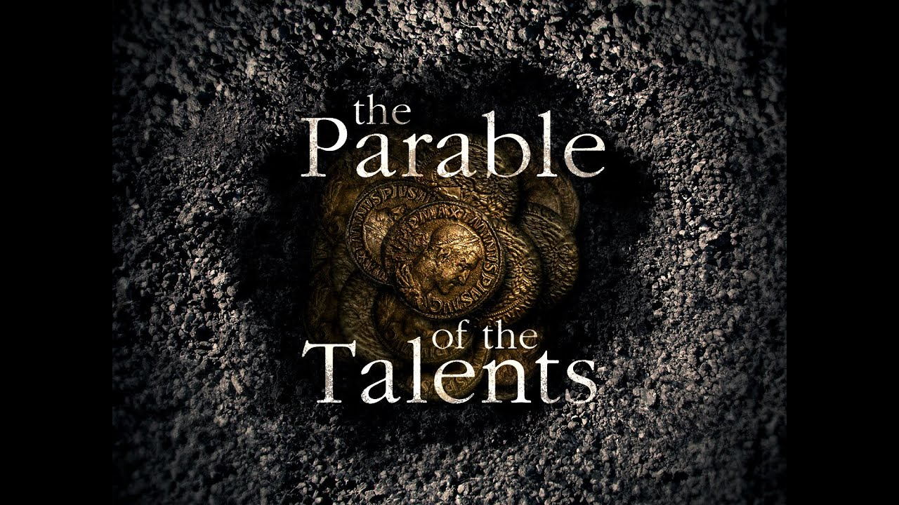 Image result for parable of the talents