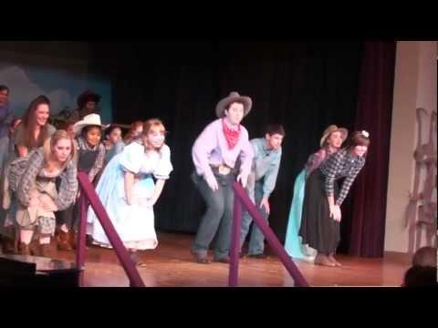 Kansas City from Oklahoma - Notre Dame de Sion Musical