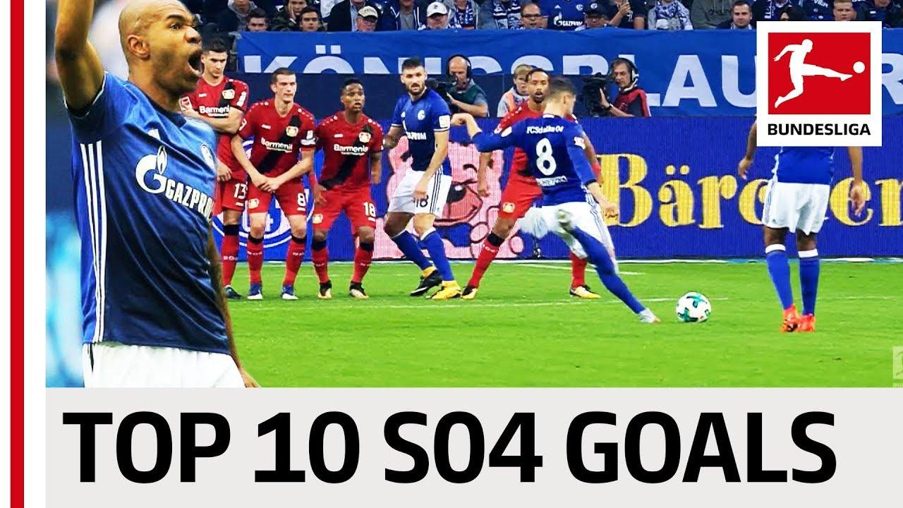 Download FC Schalke 04 Best Goals Season 2017/18 - Goretzka, Naldo & More