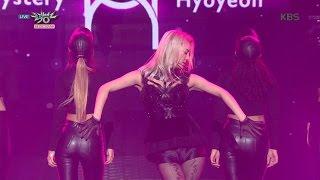 뮤직뱅크 Music Bank - 효연 - 미스터리 (HYOYEON - Mystery).20161209