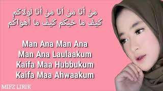 Gambar cover Man Ana - Ai Khodijah Terbaru (Full Lirik)