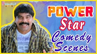 Powerstar Comedy | Scenes | Latest | Tamil Movies | Powerstar Srinivasan | Tamil Comedy | Jukebox