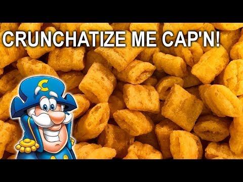 OLD (Cap'n Crunch's Crunchling Adventure)