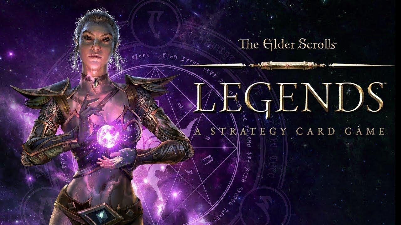 The Elder Scrolls: Legends - E3 2018 Official Trailer