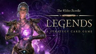The Elder Scrolls: Legends - E3 2018 Official Trailer