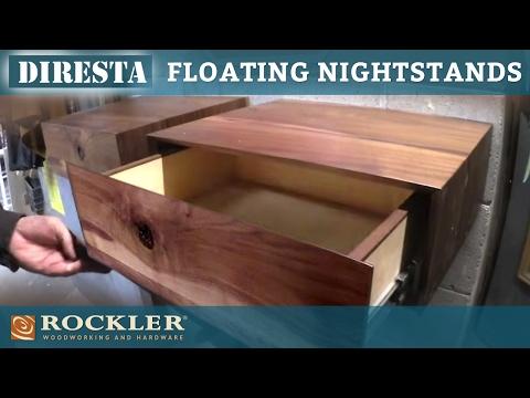DiResta | Floating Nightstands Project
