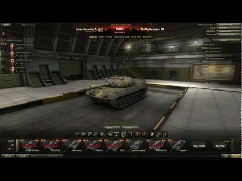 World of Tanks - Patch 8.5 Preview - Leopard Prototype Tier 9 Medium Tank