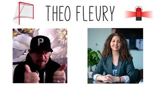 Embodying Transformation, with NHL Hockey Player Theo Fleury