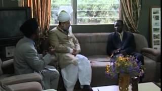 Visit to Parakou, Benin 2004 by Hadhrat Mirza Masroor Ahmad ~ Islam Ahmadiyya