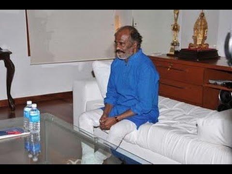Rajinikanth undergoes minor surgery in miot hospital? - YouTube
