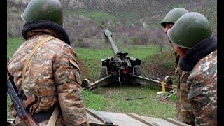 Только что! Сразу в Шуше – переворот. Армяне, все. Азербайджанский батальон в прорыв. Начали