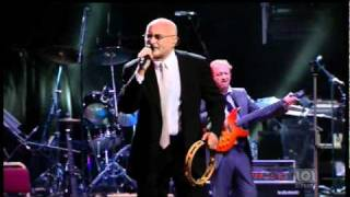 Phil Collins - You Can't Hurry A Love - Prince's Trust '10