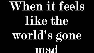 bastille - world gone mad (lyrics)