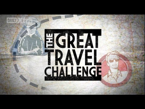 The Great Travel Challenge – Trailer