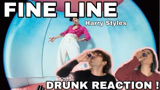 Baixar *HARRY STYLES FINE LINE (DRUNK REACTION)*