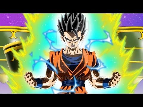 GOHAN'S NEW TRANSFORMATION - DRAGON BALL SUPER UNIVERSAL SURVIVAL ARC - 동영상
