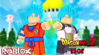 Roblox → SUPER SAIYAJIN | SSJB VS Geral !! 33- Dragon Ball Rage