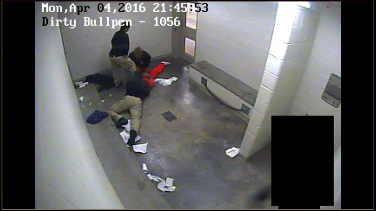 Caddo County Jail Death - YouTube