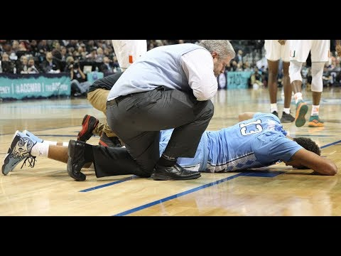 ICTV: Cam Johnson Discusses Hip Injury