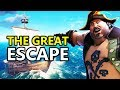 ♥ The Great Escape - Sea of Thieves 2v4 PvP