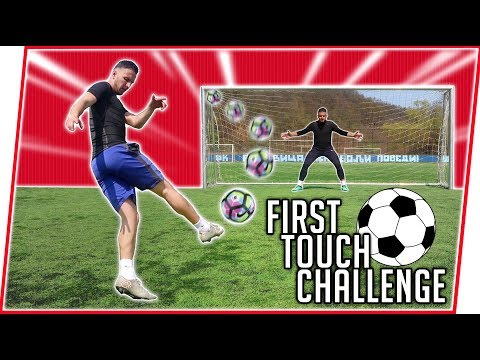 FIRST TOUCH CHALLENGE w/ NOLE