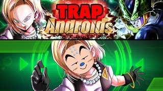 NEW LEGENDS ANDROIDS TRAP BANNER?! GOGETA ALREADY POWER CREEPED?!  | Dragon Ball Legends