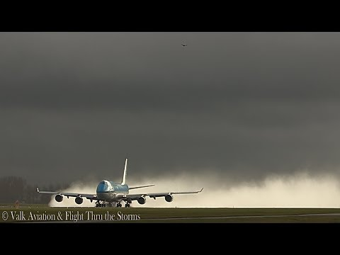Impressive departure KL735 @ First Officer Martin Sievers