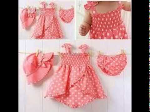 Baby Girl Infant Clothes Youtube