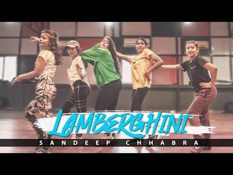 Lamberghini - The Doorbeen Ft. Ragini | Sandeep Chhabra | Souls On Fire 3