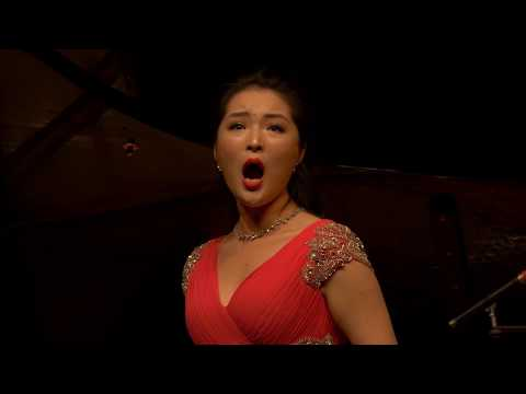 51st IVC 2017 - Opera | Oratorio - Semi-finals - Yaije Zhang, mezzo-soprano (China)