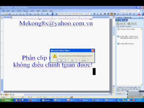 Hướng dẫn Windows Movie Maker part 1