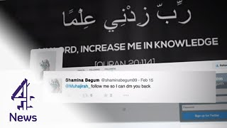Gambar cover How Islamic State uses social media to attract female recruits | Channel 4 News