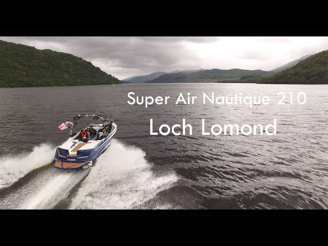 Loch Lomond - Super Air Nautique 210