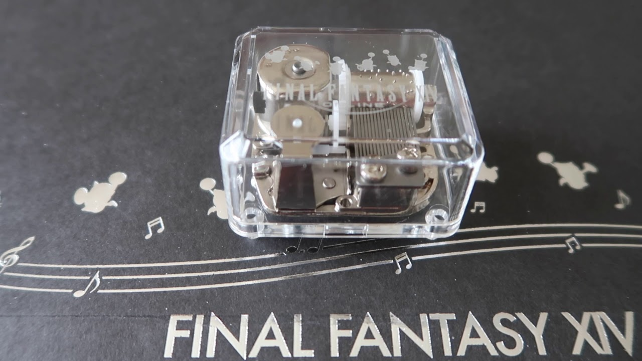 Night in The Brume Final Fantasy XIV Orchestra Music Box Torn From The Heavens