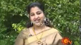 Radikaa Mam Talk about her telefilm Siragugal