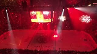 Vegas Golden Knights Opening Ceremony - Opening Night 2018-19
