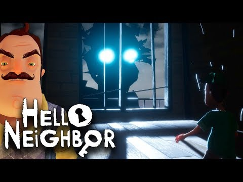 THE NEIGHBOR WASN'T OUR BIGGEST PROBLEM AFTER ALL | Hello Neighbor Ending (Full Game)