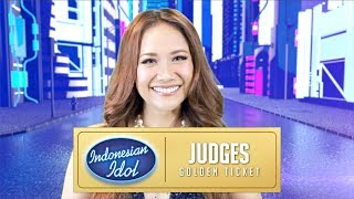 JUDGES GOLDEN TICKET: BUNGA CITRA LESTARI | INDONESIAN IDOL X