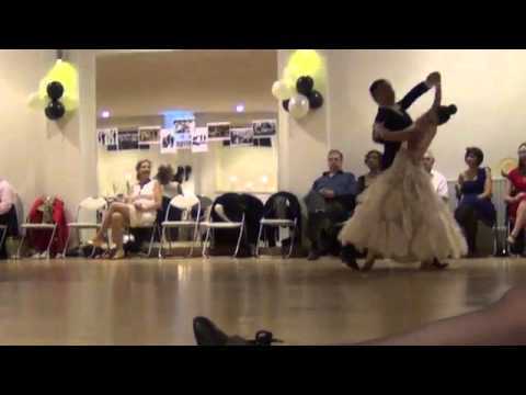 Ballroom dancing, waltz, pro-am, Elena &Co
