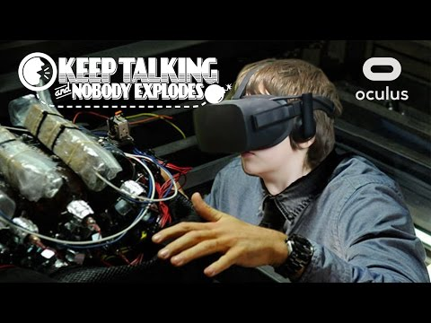 Mistakes Were Made | Keep Talking and Nobody Explodes With Kenny | Oculus Rift