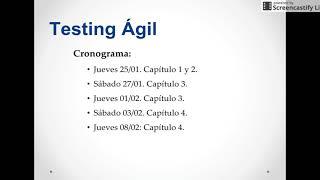Curso Online Agile Testing