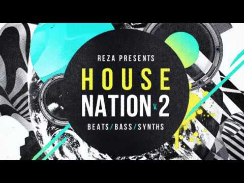 House Nation Vol 2 House Music Samples & Loops - By Reza