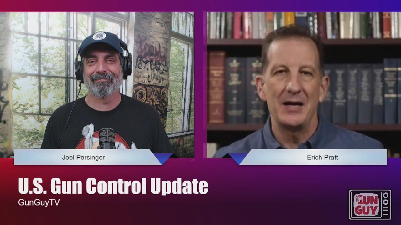 Coronavirus Gun Control Update with Erich Pratt of Gun Owners of America