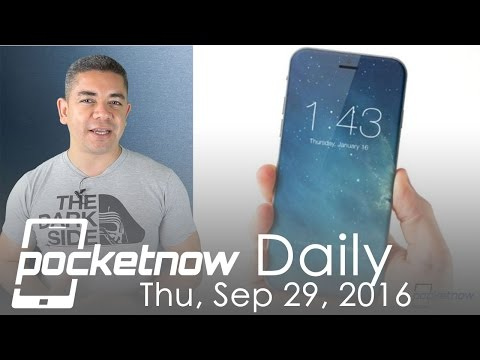iPhone 8 huge design changes, Google Pixel XL renders & more - Pocketnow Daily
