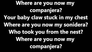 Gogol Bordello-My Companjera lyrics/letra