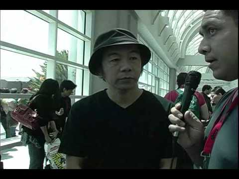 SHINYA TSUKAMOTO TALKS TETSUO San Diego Comic-Con 09