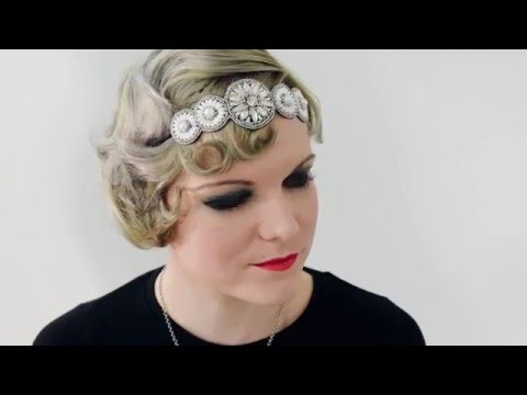 Vintage Hair Setting And Waving Course Youtube