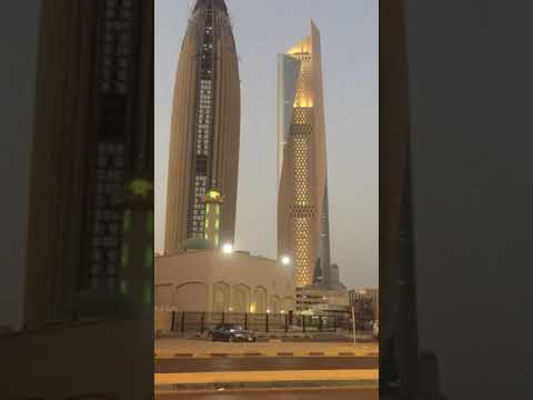 TALLEST BUILDING IN KUWAIT !