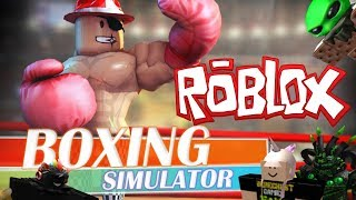 The FGN Crew Plays: ROBLOX - Boxing Simulator (PC)