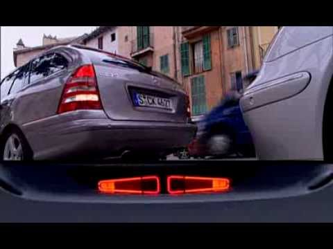 Mercedes Benz C Class W203 Facelift Video Details YouTube